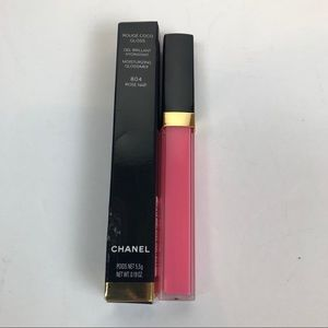 CHANEL 804 Rose Naïf Rouge Coco Gloss Lipgloss